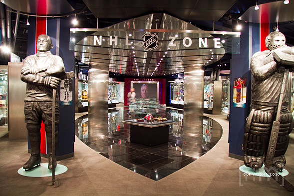 Hockey Hall of Fame on Canada Day