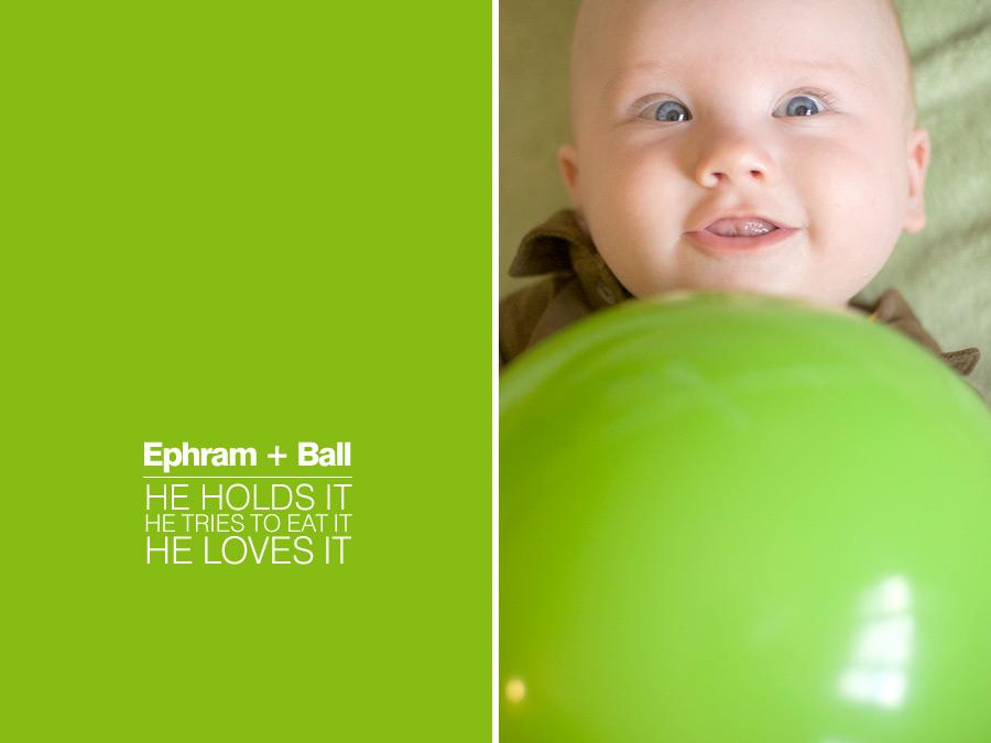 Ephram + Ball