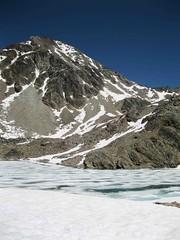 Lago Gelato (geremia.momo) Tags: lago gelato neve monte sole montagna ghiaccio valledaosta emilius colletrecappuccini
