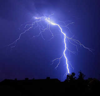 lightning (explore front page)