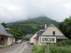 Orcun (alainmuller) Tags: santiago village camino jacques chemin pyrénées compostelle orcun aspe