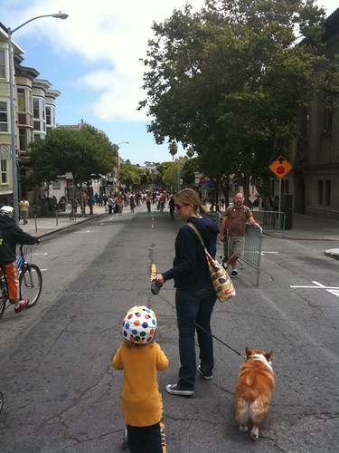 Sunday Streets in the Mission