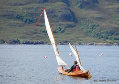 10-07-10 249 (Strathkanchris) Tags: scotland regatta macgregor ullapool westerross sailingboats oughtred lochbroom scotchmist plywoodboat lbsc sailingcanoe macgregorcanoe