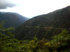 Coroico & Death Road