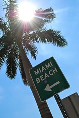 Biscayne Blvd - Miami Beach