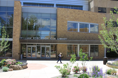 Coe Library, University of Wyoming