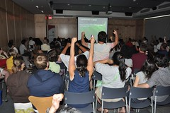 2010 World Cup Final at Princeton Public Library