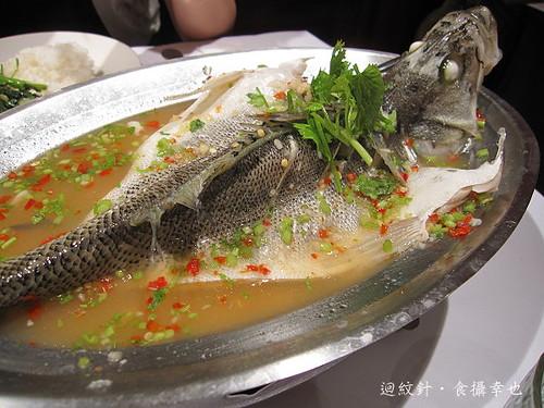 瓦城清蒸檸檬魚