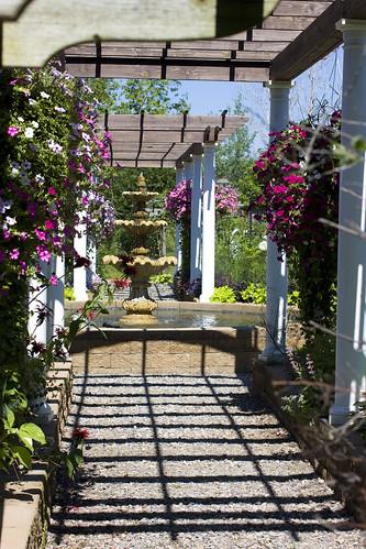 Heavenly Scent Herb Farm: Arbors