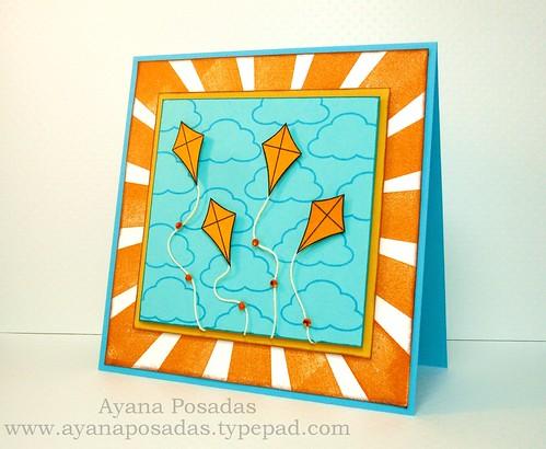 Four Kites (2)