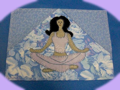 Bolsa Yoga detalhe by coisasdamoise (Alair)