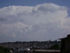 Alcanza la tropopausa (JustAFriend2005) Tags: storm weather heat tormenta michoacan clima cumulonimbus troposphere lapiedad