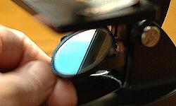 反射鏡の調整