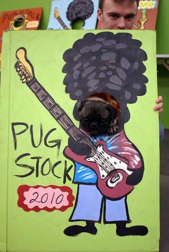 Colin @ PugStock