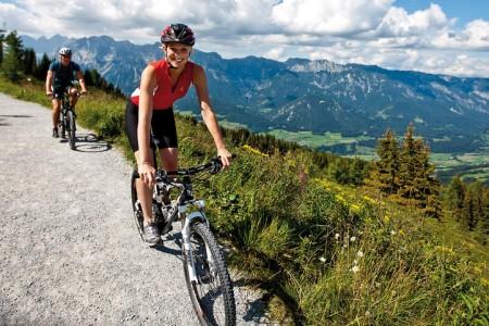 Výkon i odměna na Enžské cyklostezce