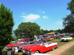 Classic Car show in Mariestad Sweden #2