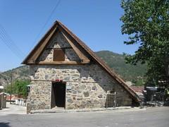 Igreja do São Miguel Arcanjo em Pedoulas, Troodos, Chipre