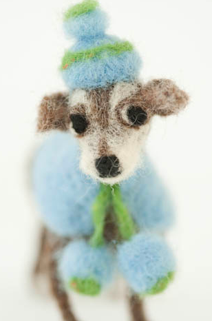 Domenica More Gordon's Felted Dogs -7