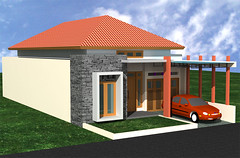 Rumah-Depok-Maharaja-2 by Indograha Arsitama Desain & Build