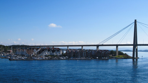 Main Bridge - Stavanger, Norway