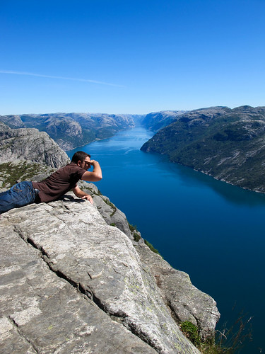 "Preikestolen ""The Preacher's Pulpit"" - Norway"