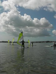 Beginners Windsurfing Lessons - 1st Week July 2010