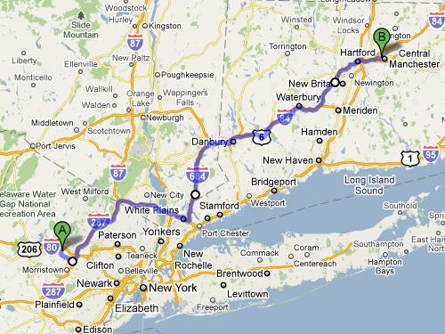 Day 14 Stop 1 - Manchester, CT