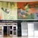 James Brooks mural, Marine Air Terminal, LaGuardia Airport