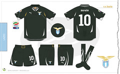 Lazio away kit 2010/2011 (7football) Tags: shirt illustration football 10 illustrator puma camiseta vector zarate maillot lazio 2010 calcio 1011 maglia adobeillustrator seriea trikot 2011 sslazio illustrazione vettoriale 201011 20102011 legaseriea