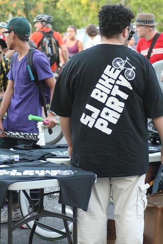SJ Bike Party