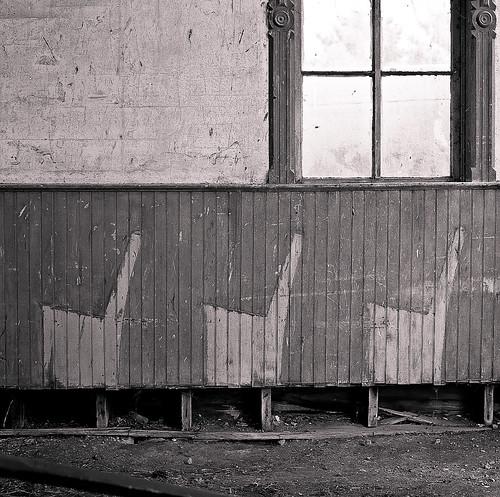 Ghost Pews by Fotoroadtripr