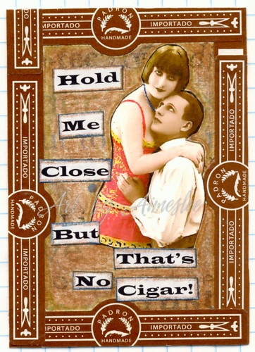 *Hold Me Close* atc (traded)