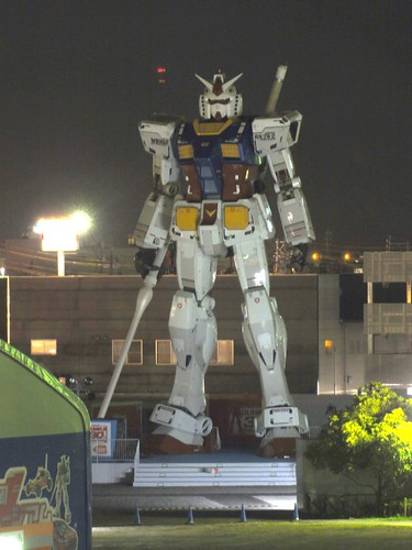 1/1 scale Gundam (Higashi-shizuoka)