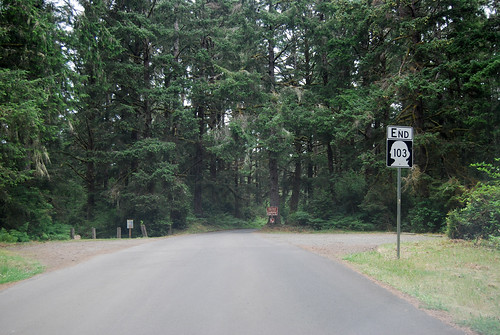 SR 103 @ Leadbetter Point