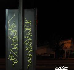 Versuz KOG Brega RK (236ism) Tags: graffiti los angeles brega rk kog versuz