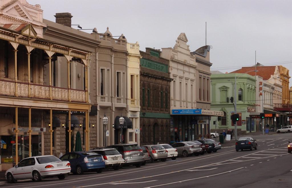 Ballarat Lydiard Street
