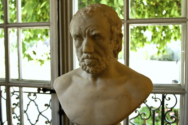 Musée Rodin-The Man with the Broken Nose