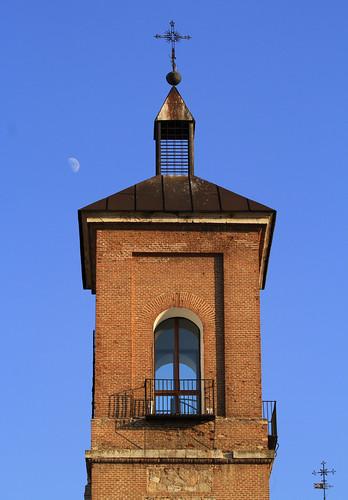 Torre de Santa María y Luna. Autor: m.peinado (flickr)