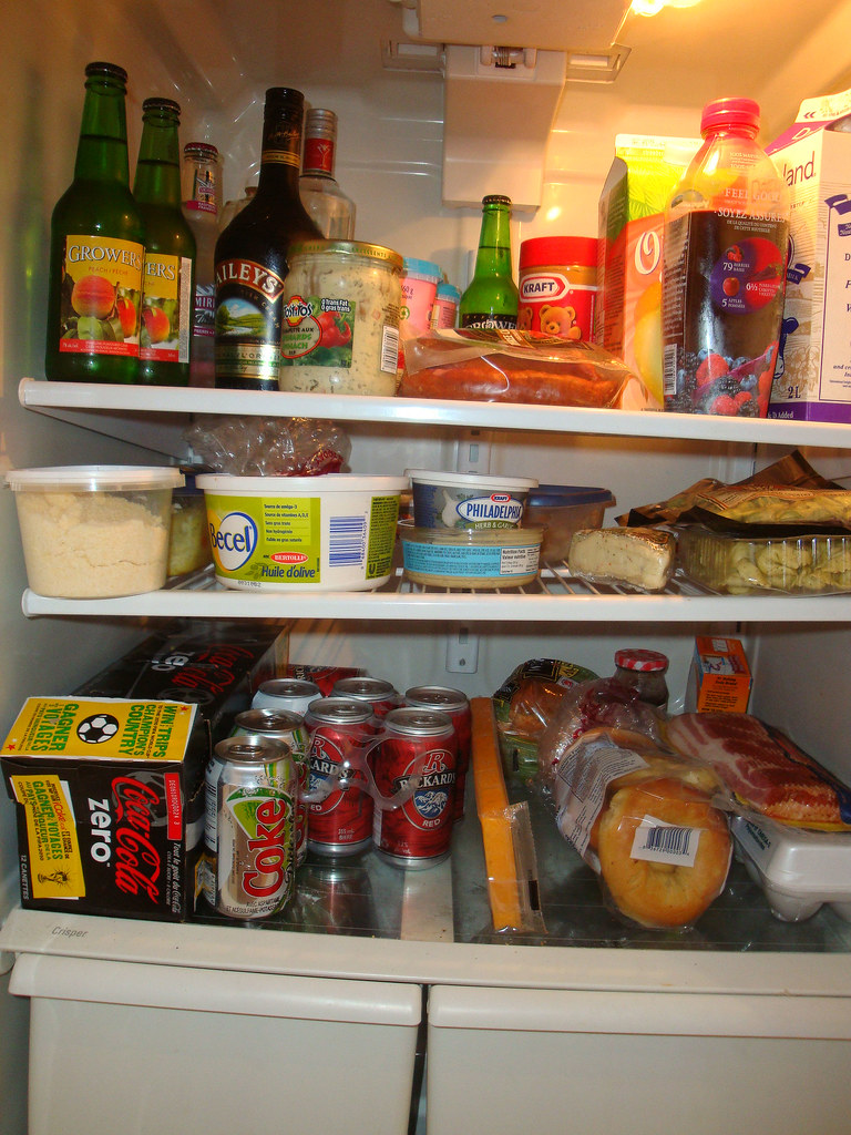 So, what's in your fridge?