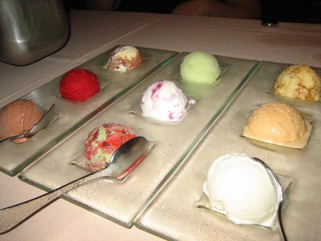 Rosa Mexicano's ice cream by Caroline on Crack