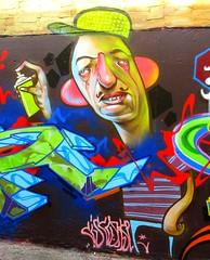 Ciscoksi (tatscruinc) Tags: barcelona streetart newyork graffiti spain panda bronx bio ps ces burners nicer wildstyle tatscru tmt newyorkgraffiti bg183 totem2 dmote themuralkings primesuspects tatscruinc ciscoksi