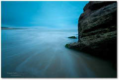 Off the world (Zakaria Salhi) Tags: sunset sea sky seascape nature water beauty clouds speed landscape amazing nikon rocks cloudy sigma bleu morocco maroc 1020 essaouira d300 zakariasalhi