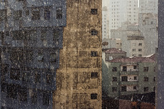 SP da garoa (Yann Vadaru) Tags: sol de chuva casamento paulo reflexos so predios espanhol