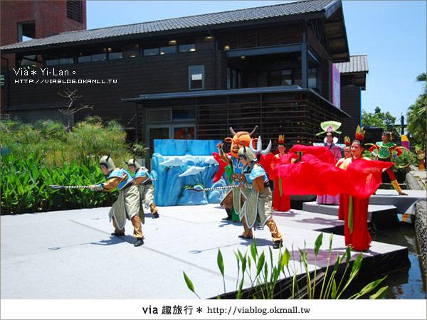 【暑假旅遊】暑假何處去~宜蘭傳統藝術中心勁好玩!32