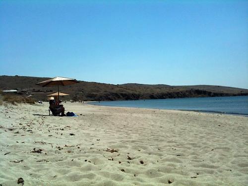 Evgatis beach