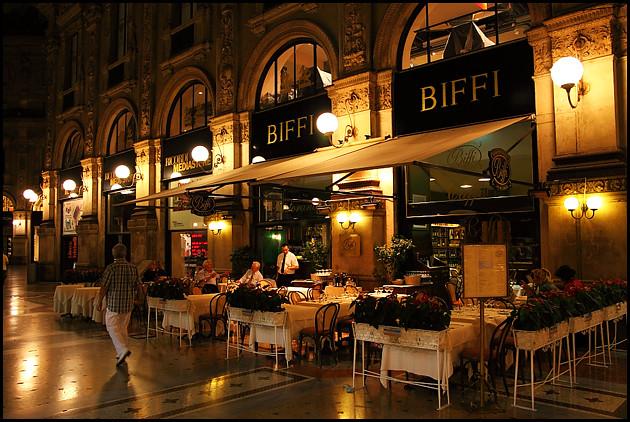 Biffi Restaurant Milan