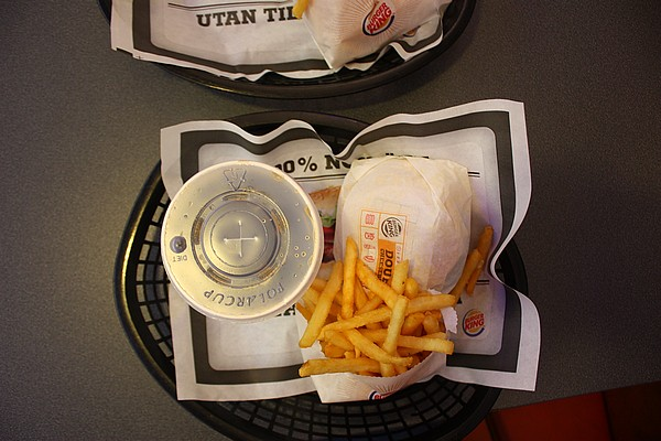 Burger King's meal