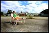 Trailer park barbie (kingpinphoto) Tags: chelsea beautifulwoman shorthair sexylady funtimes 2010 joeldidriksen kingpinphotocom hellatuffcom rainydayphotoshoot mimosasandstrobes