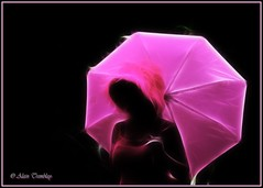 L ombrelle Rose (beluga 7) Tags: pink rose umbrella photos ombrelle fineartphotos photoquebec fractalius flickraward