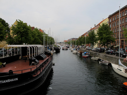 The Canal - Copenhagen, Denmark